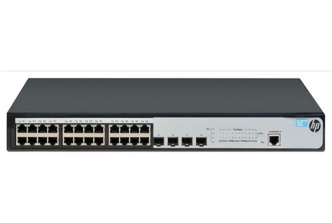 St3124g 24 Port Gigabit Ethernet Rackmount Switch hp 1920 series 24 port gigabit poe rackmount switch jg926a ccl computers