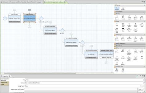 create bpmn diagram in eclipse chapter 9 eclipse bpmn 2 0 plugin