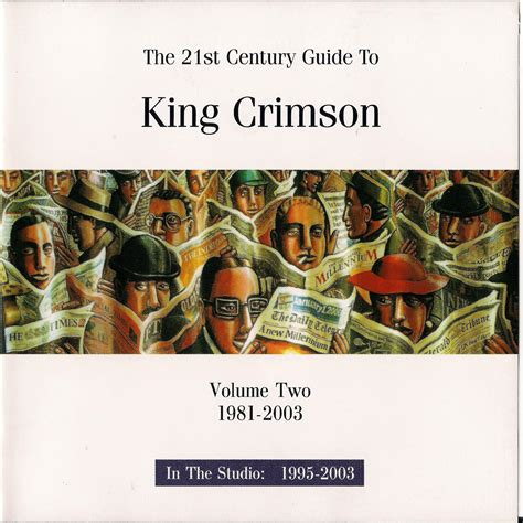 a guide to the world s languages volume i classification the 21st century guide to king crimson vol 2 1981 2003