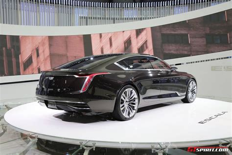 Future Cadillac Models by Geneva 2017 Cadillac Escala Concept Gtspirit