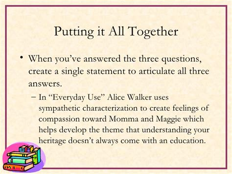 theme essay everyday use everyday use alice walker essay a thesis for a theme in