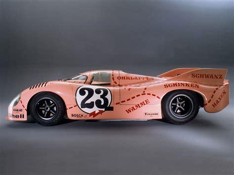 Porsche 917 Pink Pig by Porsche 917 20 Quot Pink Pig Quot 1971 Concept Cars