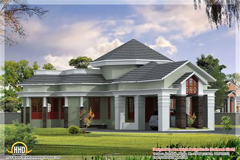 one floor homes looking one floor home elevation 2550 sq ft kerala home design and floor plans