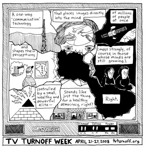 Tv Turnoff Week Essay by Tv Turnoff Week Colin Tedford