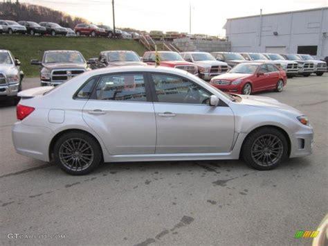 silver subaru wrx interior spark silver metallic 2011 subaru impreza wrx sedan