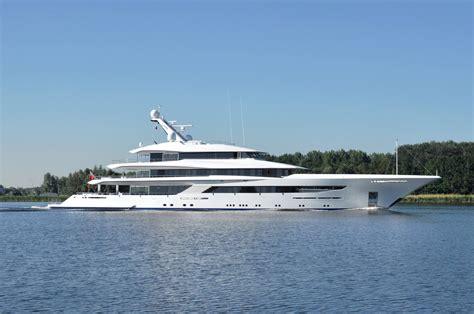 yacht joy feadship s 70m superyacht joy delivered yacht harbour