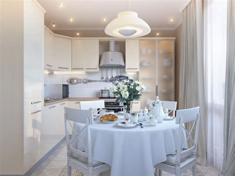 cream white room attractive cream white kitchen dining room decosee com