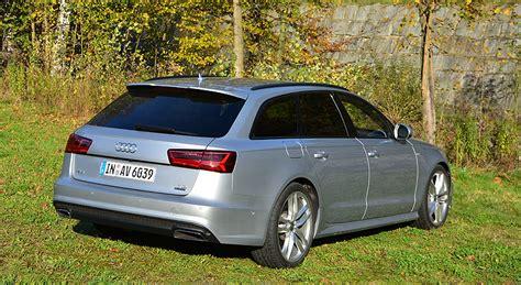 Audi A6 3 0 Biturbo Technische Daten by Audis A6 Familie News Aus Dem Innenleben Neuwagen De