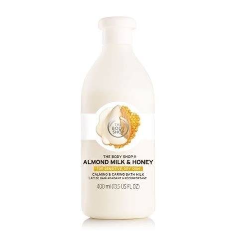 Gb 500gram Almond Milk Chocolate almond milk honey calming caring bath milk