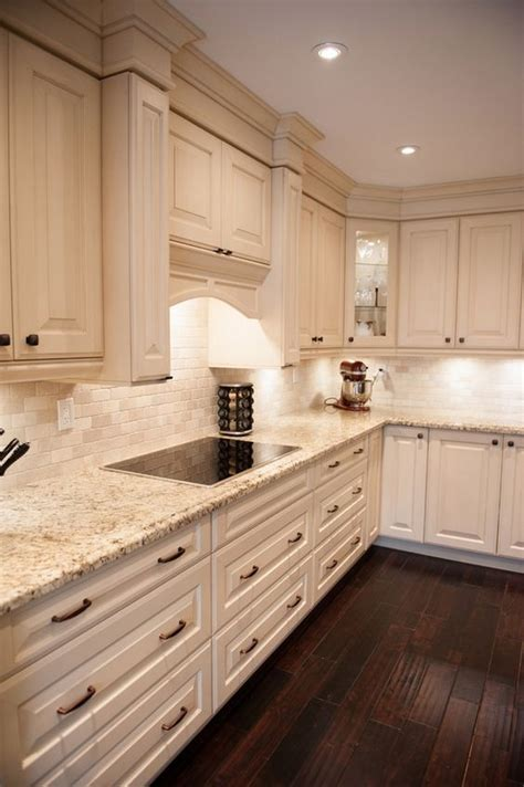 Giallo Ornamental Light Granite White Cabinets by White Granite Colors For Countertops Ultimate Guide