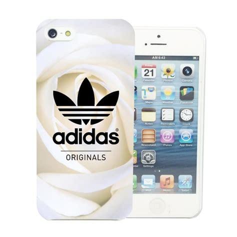 coque iphone 6 4 7 quot adidas originals roses blanche apple swag achat coque bumper pas cher