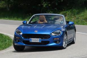 Fiat 134 Spider Fiat 124 Spider 2016 Review Pictures Auto Express