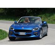 Fiat 124 Spider 2016 Review  Auto Express