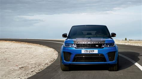 land rover wallpaper 2017 2017 range rover sport svr 4k wallpaper hd car wallpapers