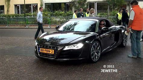 Audi R8 Sound by Audi R8 V10 Spyder Acceleration Sound Droomrit Voor Het