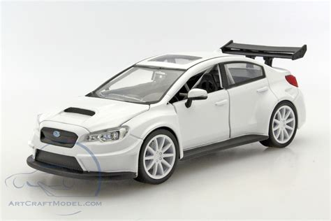 Subaru Wrx Sti Fast Furious Series mr nobody s subaru wrx sti fast and furious 8 white toys 98296 ean 801310982969
