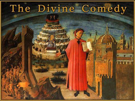 the comedy the inferno the purgatorio and the paradiso dante alighieri florence inferno