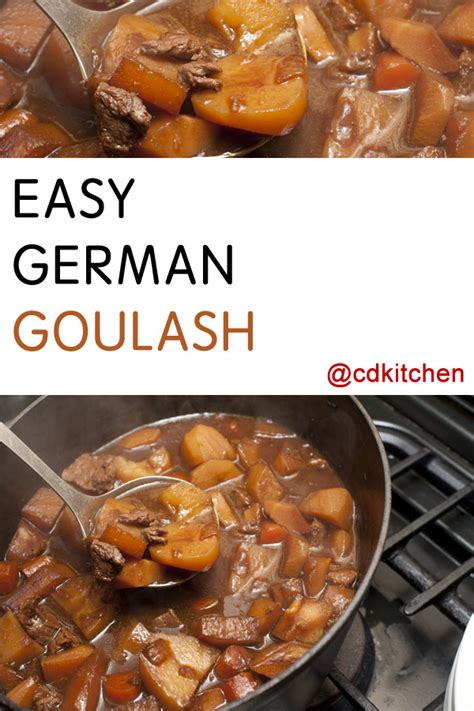 easy goulash recipe