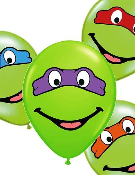 printable tmnt stickers instant download teenage mutant ninja turtles printable
