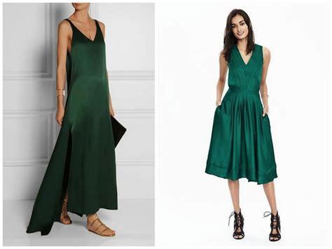 Come Abbinare Il Verde Bottiglia by Quali Scarpe Abbinare Ad Un Vestito Verde Gli Per