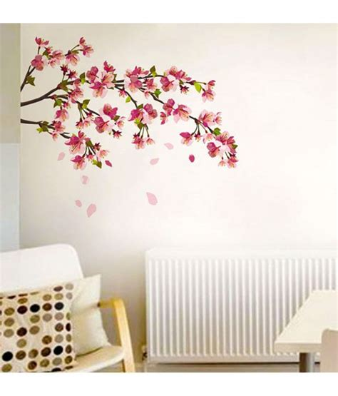 cherry blossom wall stickers stickerskart wall stickers wall decals cherry