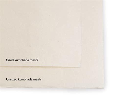 japanese painting implements mau art design glossary kumohada mashi kumohada hemp paper mau art design