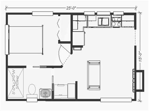guest house floor plans small guest house plans backyard guest house plans