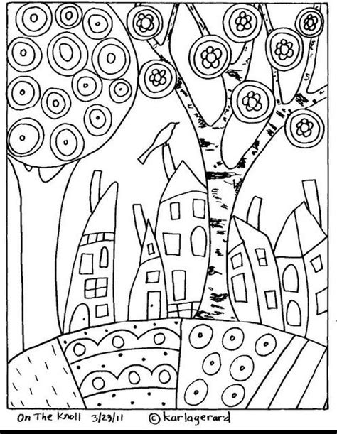 libro hundertwasser colouring book colouring les 85 meilleures id 233 es de la cat 233 gorie coloriages sur coloration crochets et tapis
