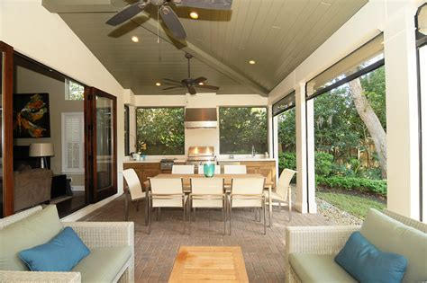 what is a lanai in a house winter park fl lanai and laundry room addition traditional porch orlando by basso