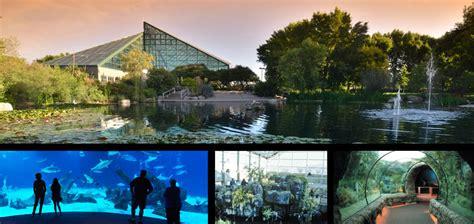 Albuquerque Aquarium And Botanical Gardens Community Construction The Abq Bio Park Botanic Gardens And Aquarium General Contractor