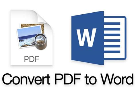 quickest way to convert pdf to word how to convert pdf to word on mac os in 5 methods