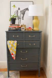 Gray Furniture Paint by Craftionary