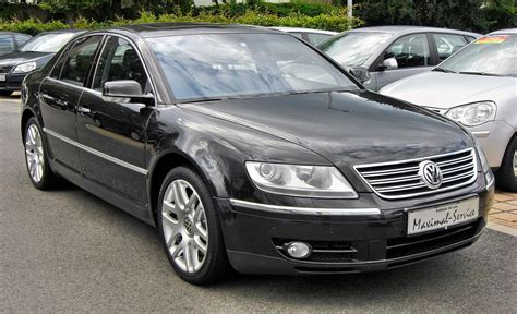 Volkswagen Phantom by Vw Phaeton