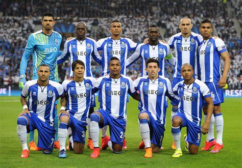 porto football club fc porto v fc bayern muenchen uefa chions league