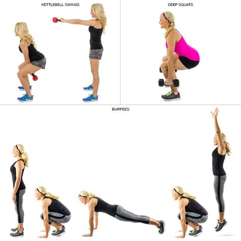 kettlebell squat swing 17 best images about emom on pinterest wod workout