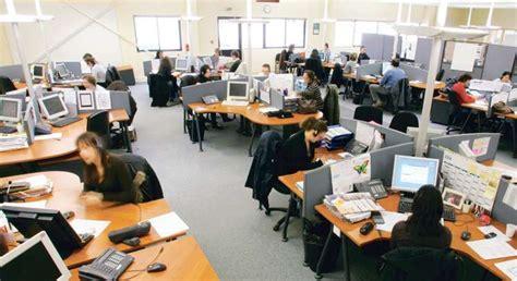bureaux entreprise espace de travail les limites du tout ouvert