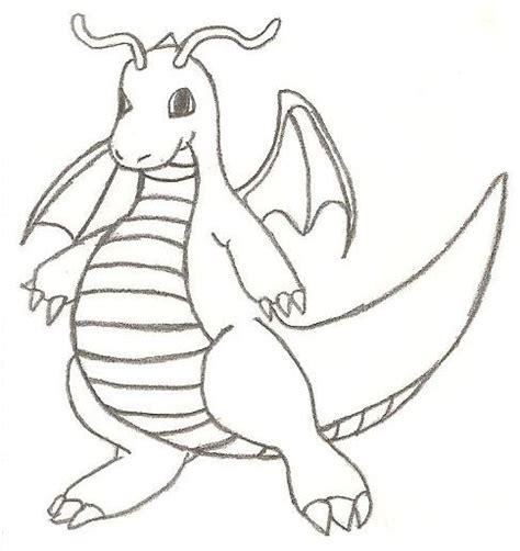 pokemon coloring pages dragonite pokemon dragonite coloring pages images pokemon images