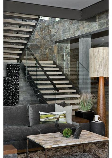 Home Interior Stairs Design 101 Modern Stairs Appear As An Eye Catcher In Your Home Interior Design Ideas Avso Org