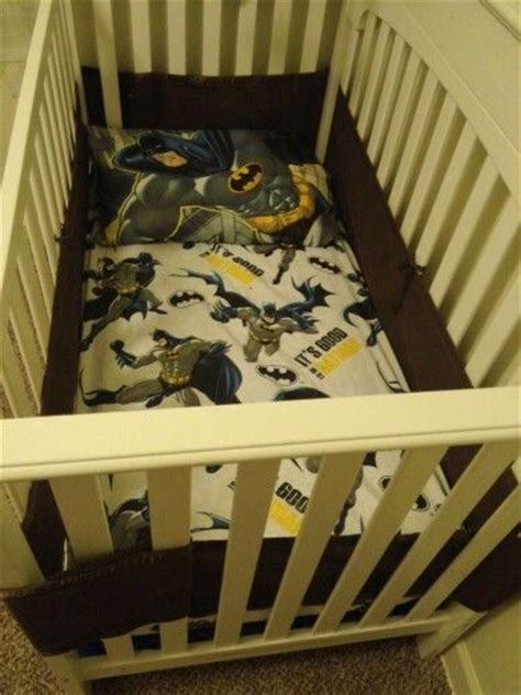 Batman Crib Bedding Sets The World S Catalog Of Ideas