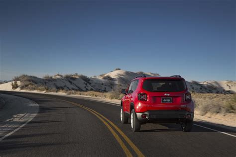 2015 Jeep Renegade Latitude 2015 Jeep Renegade Look Motor Trend