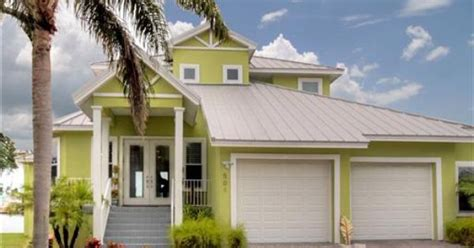 key west style home by the sea exterior paint colors key west style