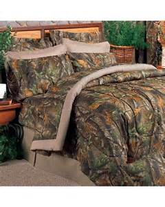 California King Size Camo Bed Set Realtree Hardwoods Camo California King Comforter Set