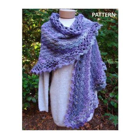 Shawl Barcelona barcelona shawl pw 106 crochet crochet pattern by nancy brown