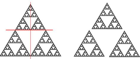imagenes de fractales matematicas fractales faciles para dibujar imagui