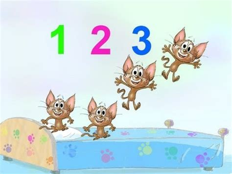 five little puppies jumping on the bed 5 little monkeys jumping on the bed nursery rhyme song