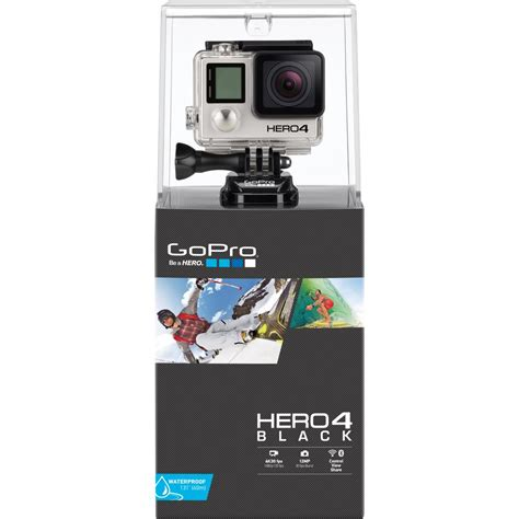 Gopro 4 Second gopro 4 black edition