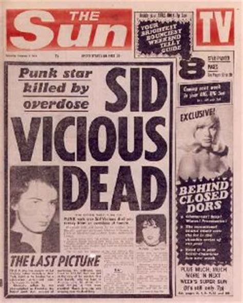 Ex Died Tshirt Le Trottoir sid vicious of pistols died here in new york feelnumb