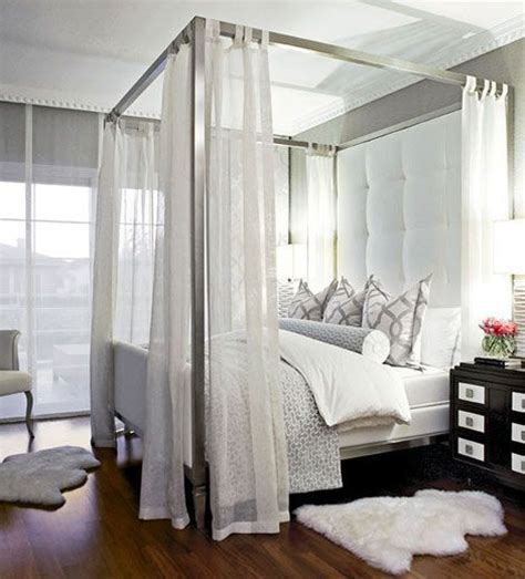 canopy bedroom ideas 33 incredible white canopy bedroom ideas