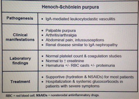 henoch schonlein purpura iga mediated vasculitis