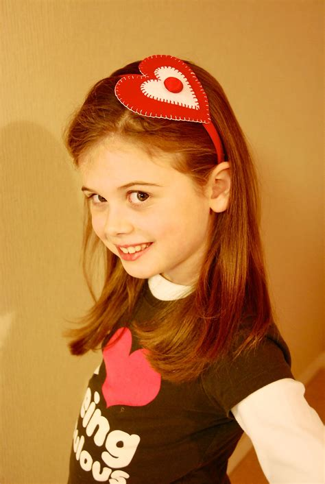 Printable Halloween Pumpkin - valentine headbands fun family crafts